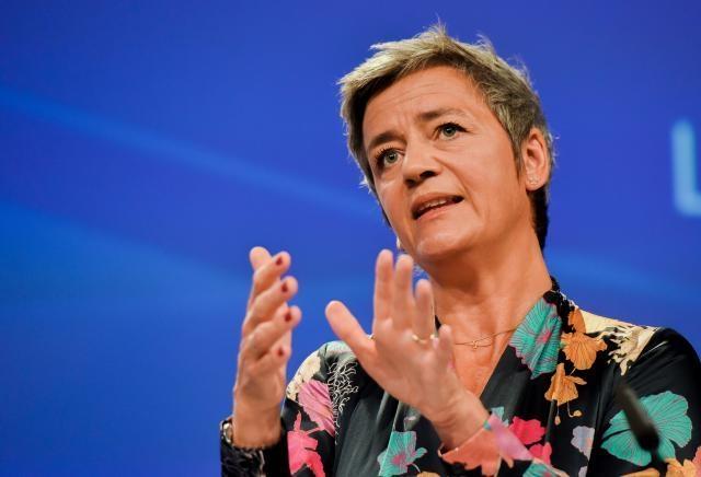 EU Wettbewerbskommissarin Margrethe Vestager