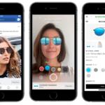 Facebook AR Werbung Newsfeed