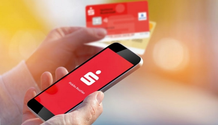 Sparkasse App Mobile Payment