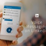 vorgestellt linkedin voice messaging