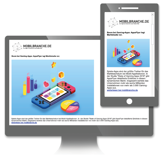 Newsletter Zu Mobile Marketing Abonnieren Mobilbranchede
