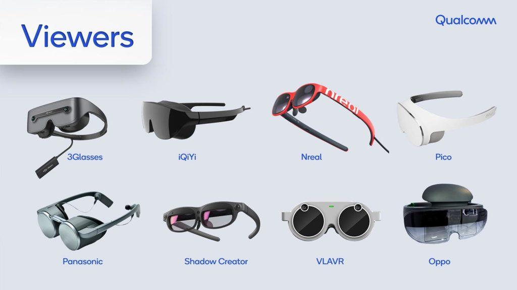 XR-Brillen XR-Viewer