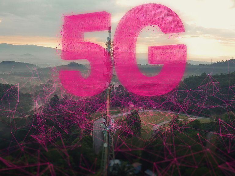5G netzausbau der Telekom für 40 Millionen