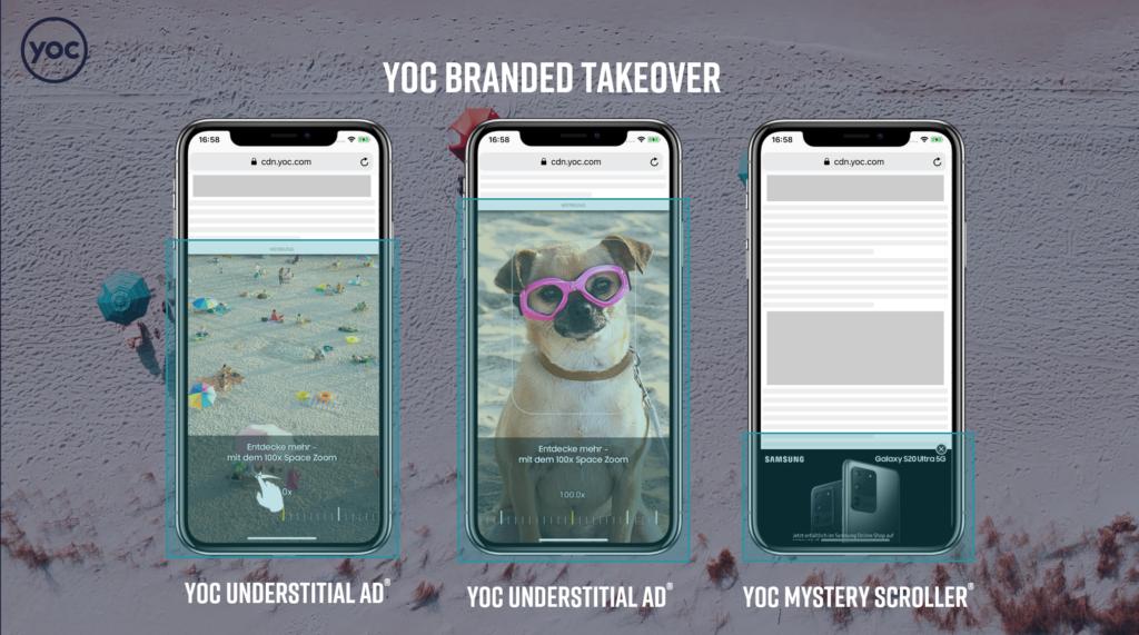 YOC Branded Takeover