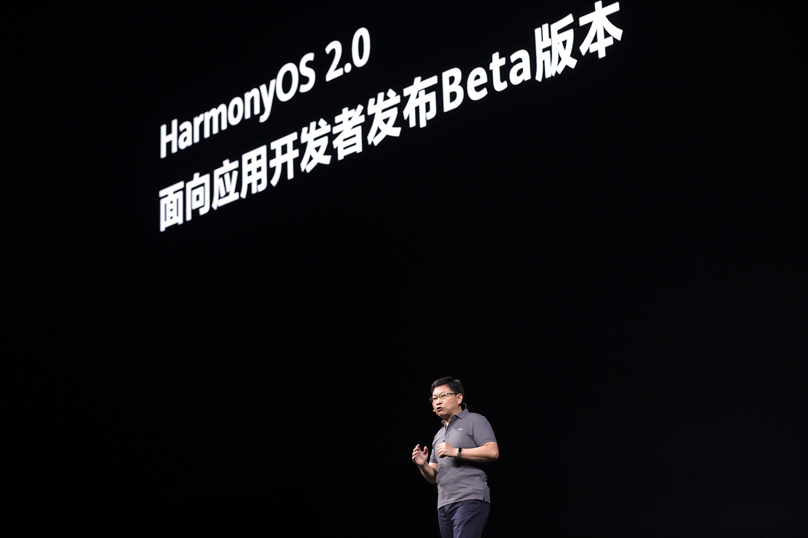 Huawei HarmonsOS 2.0 Entwicklerkonferenz HDC 2020