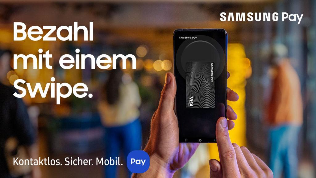 Samsung Pay mit Solarisbank