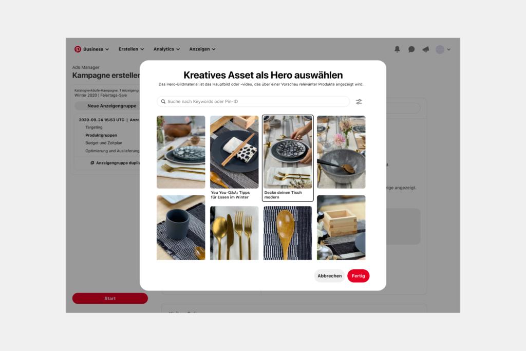 Pinterest launcht neue E-Commerce-Funktionen