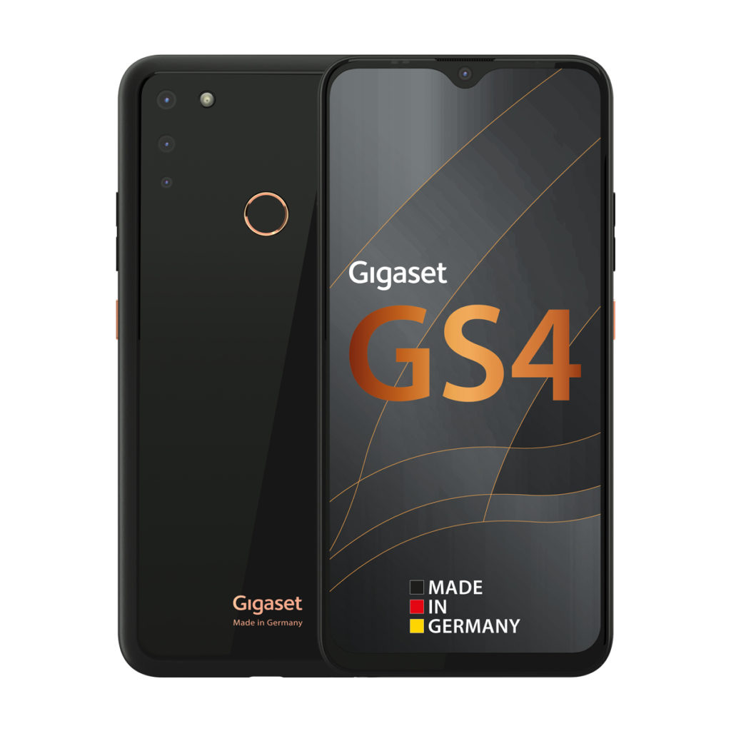 neues Gigaset GS4 Made in Germany