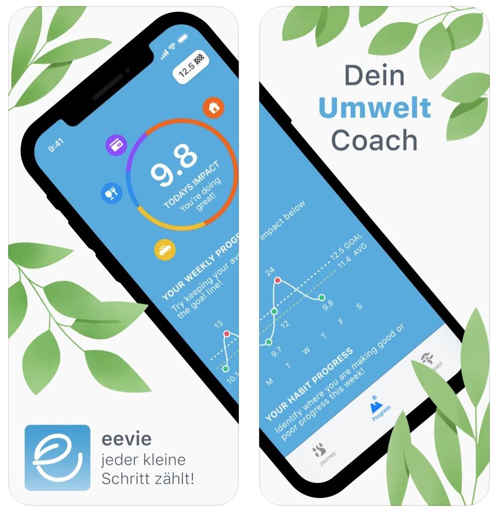 App-Tipp-Mit-eevie-in-kleinen-Schritten-das-Klima-retten-