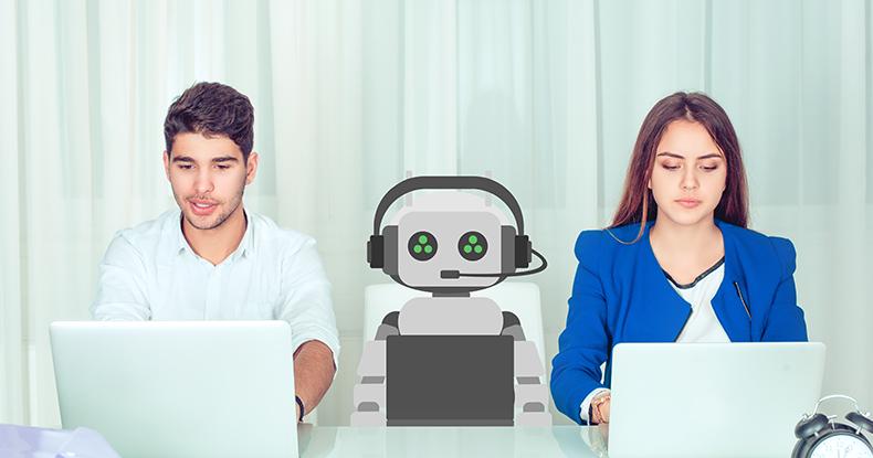 Hybrid-Chatbot-Zusammenarbeit-zwischen-Mensch-und-KI-auf-demselben-Kanal-