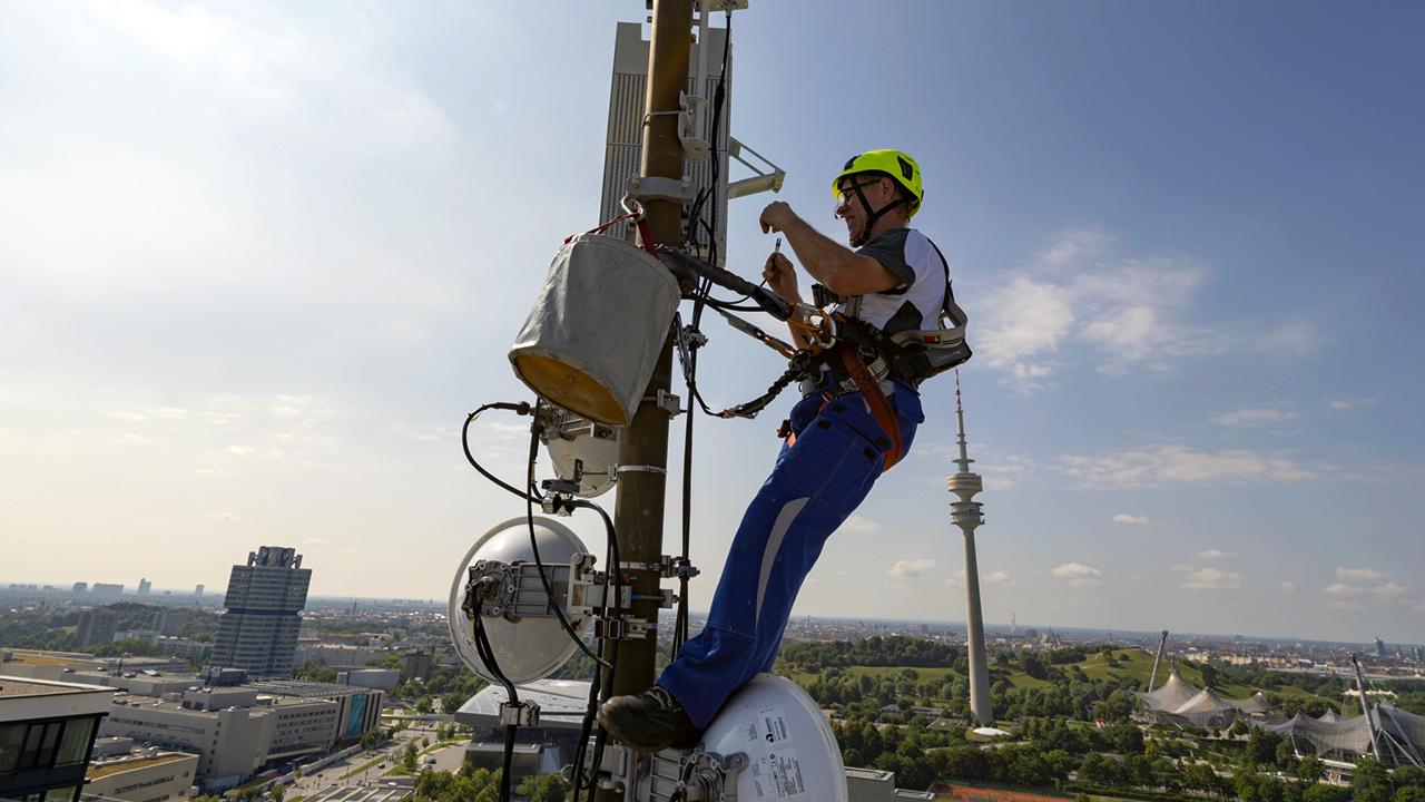 Die Bündelung von Frequenzen ist ein Baustein auf dem Weg zum 5G Standalone-Betrieb. Foto: Telefónica