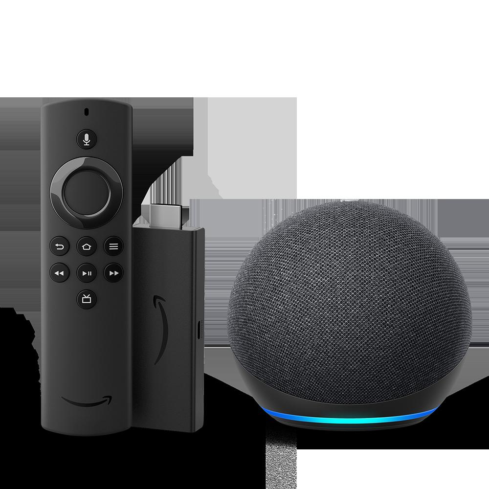 Fire TV Stick Lite und Echo Dot