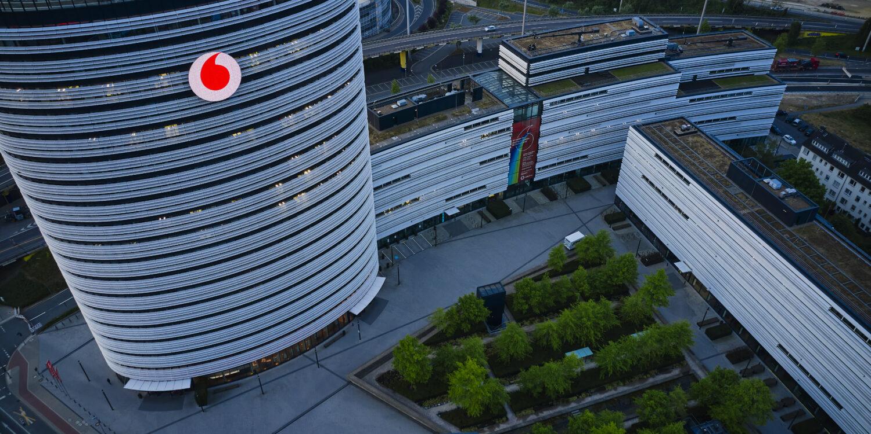 Vodafone Zentrale in Düsseldorf-