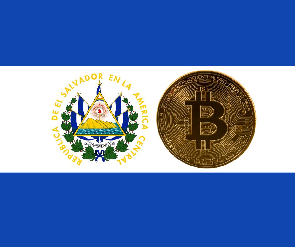 El Salvador führt Bitcoin als Zahlungsmittel ein