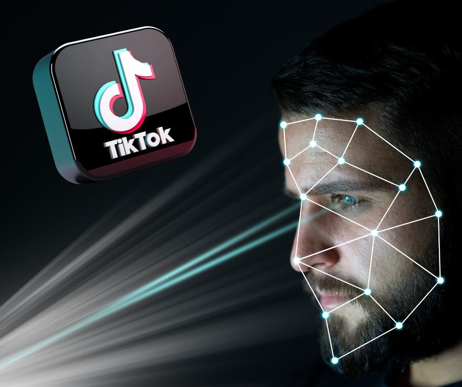 TikTok sammelt biometrische Daten von Gesichtern und Stimmen