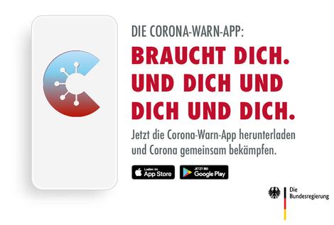 Die Corona-Warn-App feiert einjährigen Geburtstag